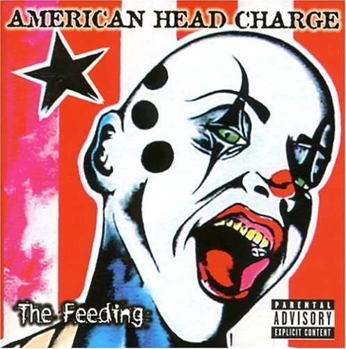 Feeding by American Head Charge (2005) Audio CD