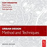cover of Urban Design: Method and Techniques