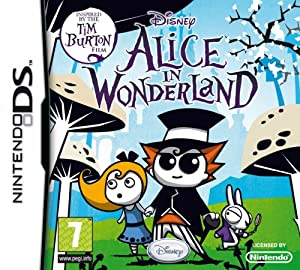 Alice In Wonderland Nintendo Ds by Disney Interactive