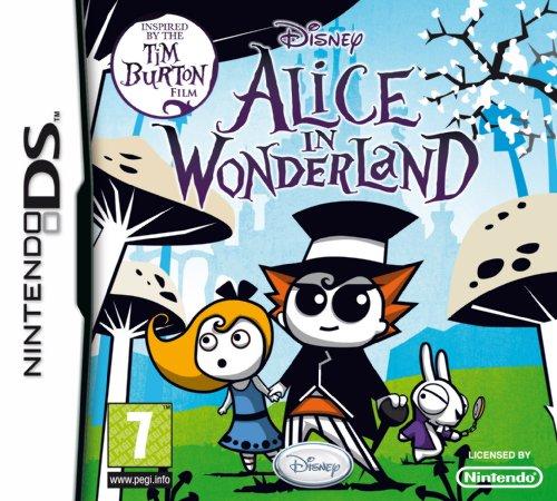 Alice in Wonderland (Nintendo DS)
