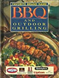 Favorite Brand Name BBQ and Outdoor Grilling (078531895X) by Publications International Ltd