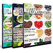 Anti-Inflammatory, Clean Eating, Elimination Diet Bundle: Heal Your Body Through Simple Delicious Whole Foods (Healthy Body, Healthy Mind)