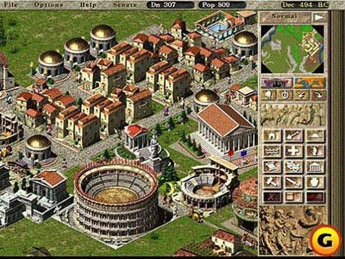 Caesar 3 - PC.