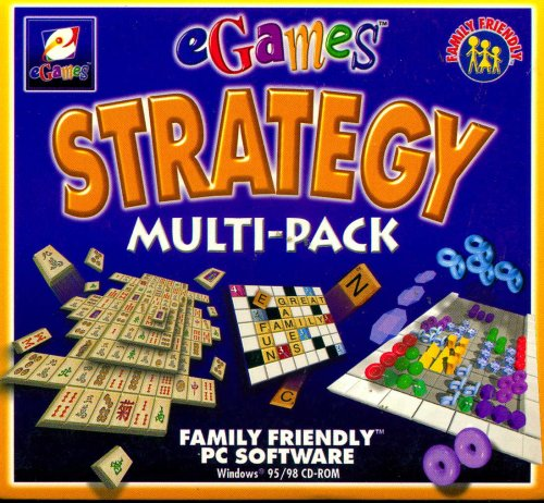 eGames Strategy Multi Pack - 1