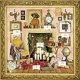 Literarischer Adventsgenuss: Adventskalender mit 24 literarischen Weihnachtstexten