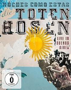 Noches Como Estas - Live in Buenos Aires (+ Die Wohnzimmer-Jubiläumstour) [Blu-ray]