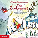 Das Zookonzert: Eine sinfonische Geschichte für Kinder Hörbuch von Marko Simsa Gesprochen von: Marko Simsa