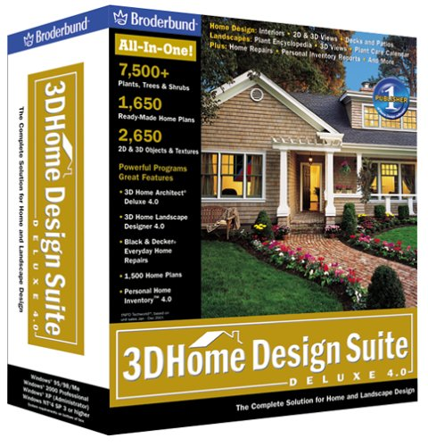 3d Home Design Suite