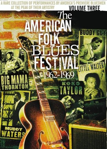 Various Artists - the American Folk Blues Festival 1962-1969 [DVD] [NTSC]