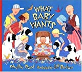What Baby Wants (0763612634) by Root, Phyllis