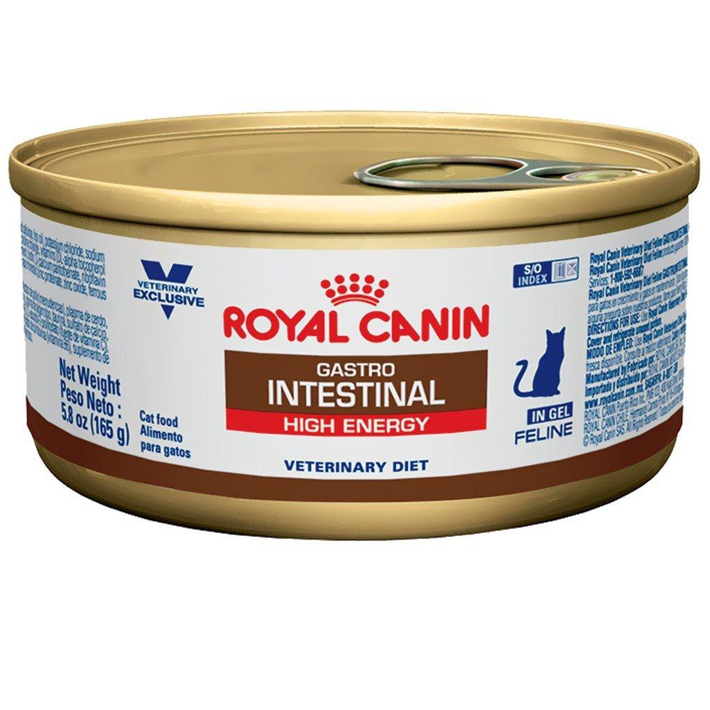 Royal Canin Feline Gastrointestinal High Energy Loaf In Gel