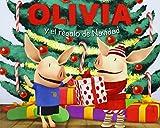 OLIVIA y el regalo de Navidad (Olivia and the Christmas Present) (Olivia TV Tie-in) (Spanish Edition)