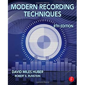Modern Recording Techniques, 8th Edition