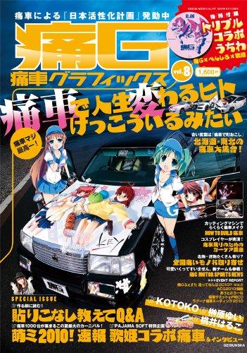 痛車グラフィックス vol.8 (GEIBUN MOOKS)