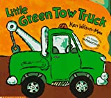 img - for Little Green Tow Truck book / textbook / text book