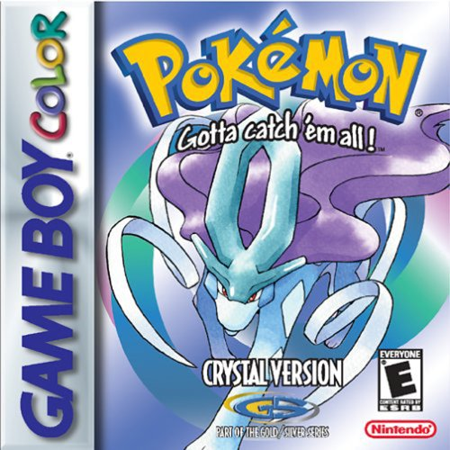 Pokemon, Crystal Version (Gameboy Pokemon Console compare prices)