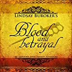 Blood and Betrayal: The Emperor's Edge, Book 5 | Lindsay A. Buroker