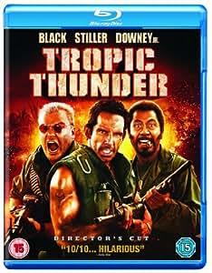 Tropic Thunder [Blu-ray] [2008]