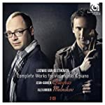 Beethoven / Complete Works for Violon...
