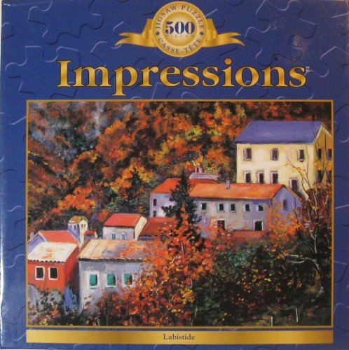 Impressions 500 Pc Jigsaw Puzzle - Labistibe, France