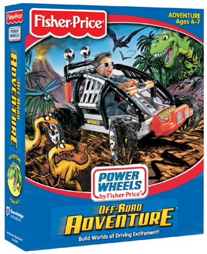 Fisher-Price Power Wheels Off-Road Adventure