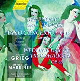 Academy of St Martin in the Fields Grieg - Symphonic Dances;Piano Concerto, Op 16