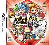 メイプルストーリーDS 特典 オンラインゲーム「メイプルストーリー」で使用できるアイテムセット付き