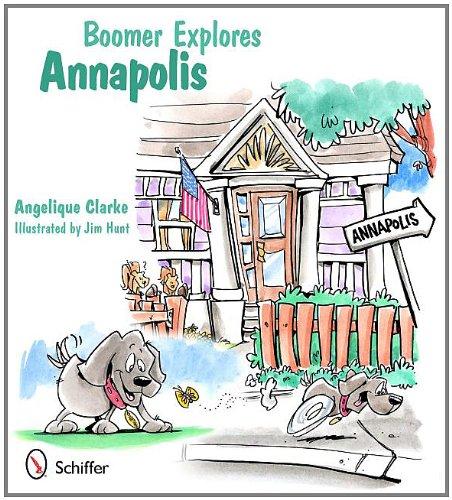 Boomer Explores Annapolis
