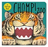 img - for Chomp! Zoo: A Pull-tab Book book / textbook / text book