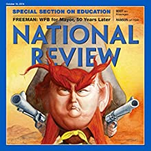 National Review, October 19, 2015 (       UNABRIDGED) by  National Review Narrated by Mark Ashby