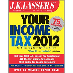 J.K. Lasser's Your Income Tax
