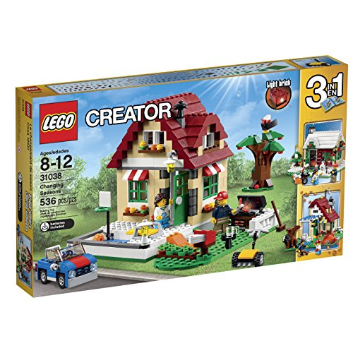 LEGO Changing Seasons Building Kit