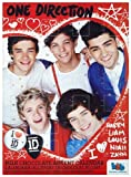 One Direction chocolate christmas 2014 advent calendar