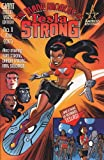 img - for Many Worlds Of Tesla Strong #1 Giant Multi-Verse Edition - Variant Cover B book / textbook / text book