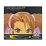 Prismacolor Premier Double-Ended Art Markers,  Set of 12 Assorted Manga Colors  (1759444)