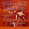 Temptation and Surrender: A Cynster Novel Audiobook by Stephanie Laurens Narrated by Roz Landor