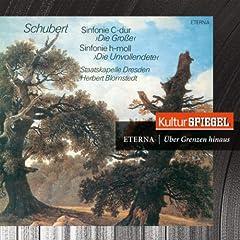 Schubert: Symphonies No. 8 & 9 (KulturSpiegel - Eterna - �ber Grenzen hinaus)