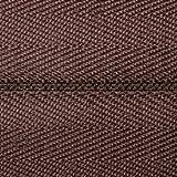 Teppicheinfassband selbstklebend, dunkelbraun, Breite 50 mm / Aufmachung 10 m
