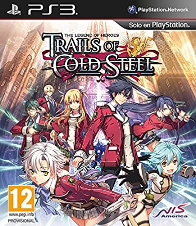 Trails Of Cold Steel (AKA The Legend Of Heroes: Sen-No-Kiseki)