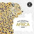 Mini coloriage antistress �Africa�
