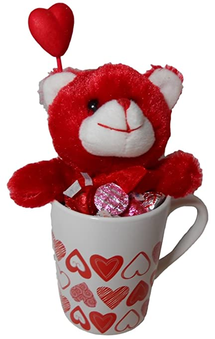 Valentine gifts lessons tes teach amazon bundle of 3 valentine gift red stuffed bear coffee negle Images