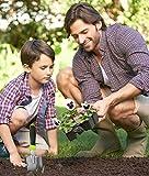 Garden-Trowel-with-Ergonomic-Handle-from-Homegrown-Garden-Tools-Includes-Burlap-Tote-Sack