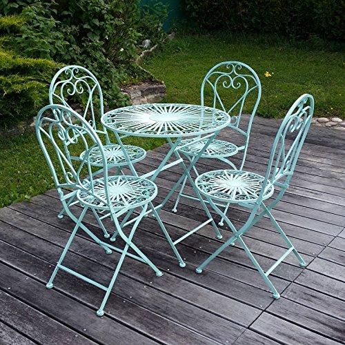 Htdeco – Fer forgé – Schmiedeeisen Gartenmöbel günstig kaufen