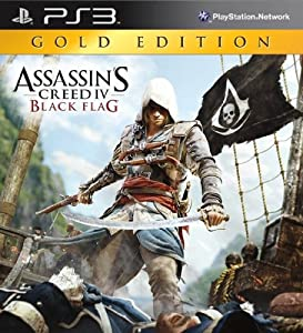 Assassin's Creed IV Black Flag Gold Edition - PS3 [Digital Code] from Sony PlayStation Network