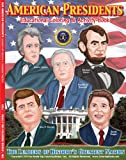 American Presidents - The Leaders of Historys Greatest Nation Coloring & Activity Book
