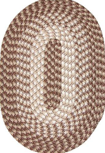 Robin Rug Hometown Braided Rug - Sandstone