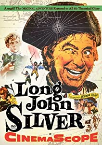 "Cover of ""Long John Silver"""