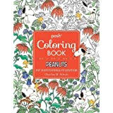 Posh Adult Coloring Book: Peanuts for Inspiration & Relaxation (Posh Coloring Books) (Color: multi-colored)
