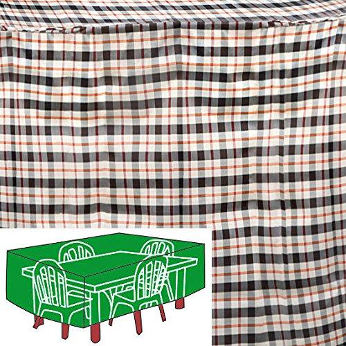 Gärtner Pötschke Sitzgruppen-Schutzhülle, beige, rechteckig, groß günstig kaufen