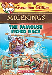 Book Cover: The Famouse Fjord Race